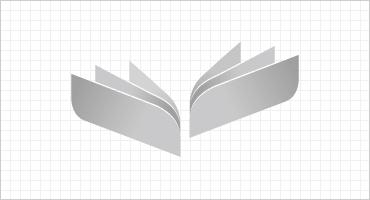 텍스트 없는 심볼마크(흑백)